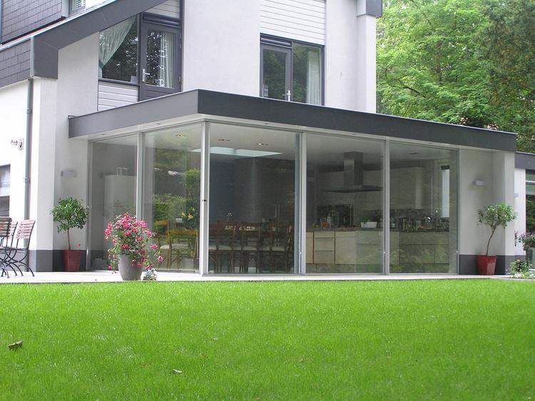 Luxe uitbouw met keuken. een uitbouw is de perfecte manier om ...