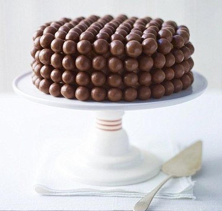 Vaak Malteser chocolade taart. Foto geplaatst door hilbrink25 op Welke.nl &LE14