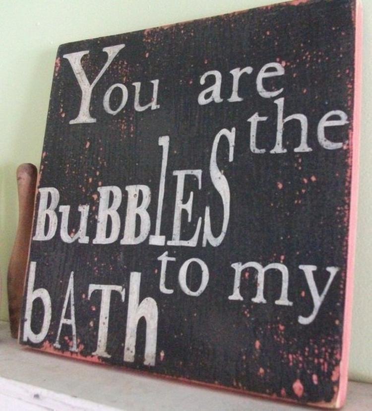 toffe spreuk voor in de badkamer. Foto geplaatst door tantecupcake ...