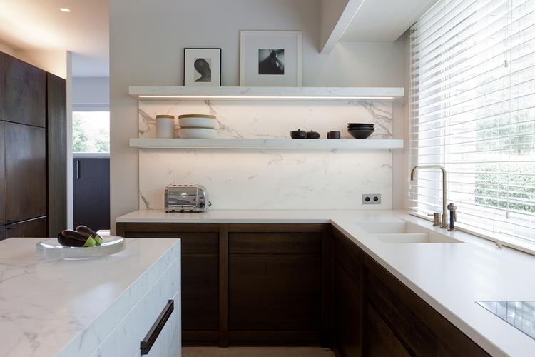 Moderne Warme Keuken : Obumex mooie warme moderne keuken foto geplaatst door hcb op welke