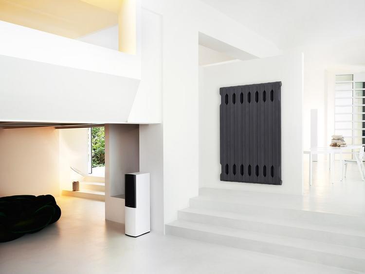 Moderne Radiator Woonkamer : Moderne klassieke radiator door erg hoge warmteafgifte zeer