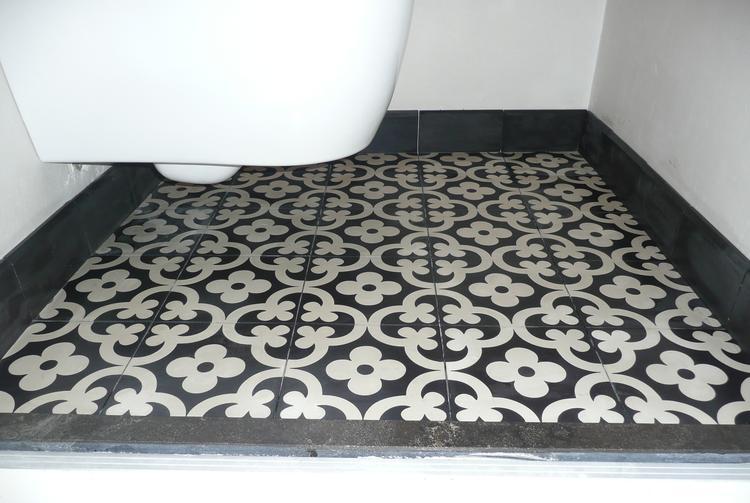 Portugese Tegels Belgie : Toilet met portugese tegels cementtegels flowerz 1 collectie