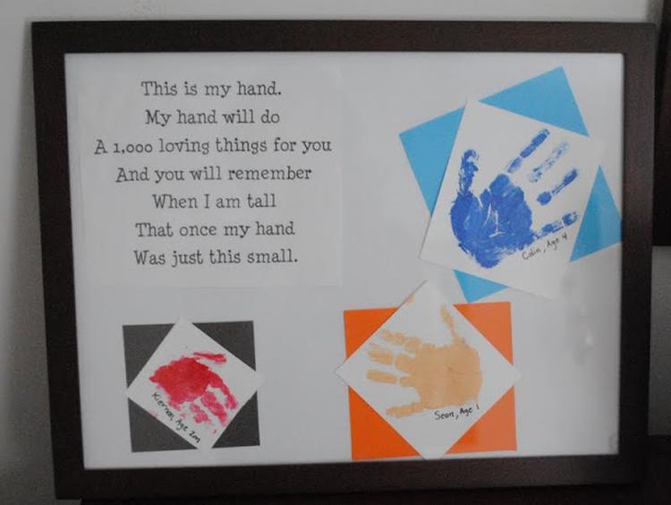 Beroemd mooi cadeau voor opa en oma of oppas van de kids, en prachtig  #BN04