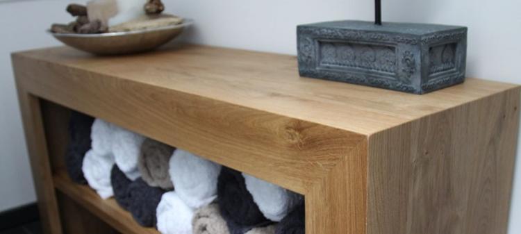 badkamermeubel hout. . Foto geplaatst door IK78 op Welke.nl