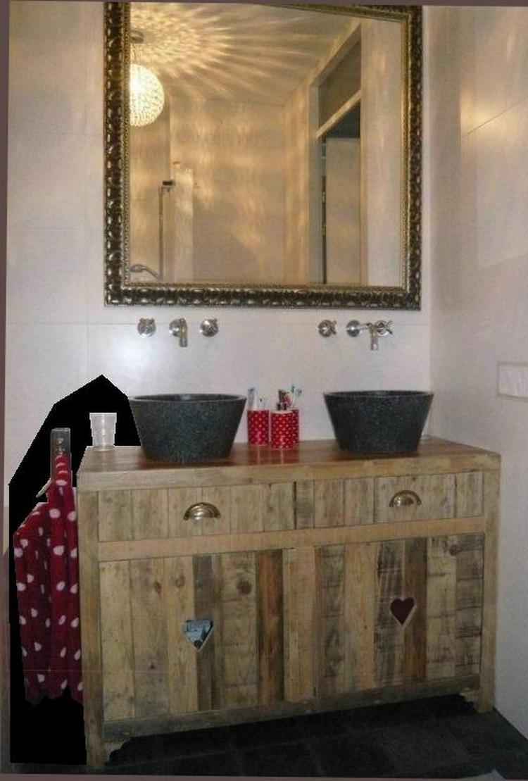 Badkamer Wastafel Onderkast