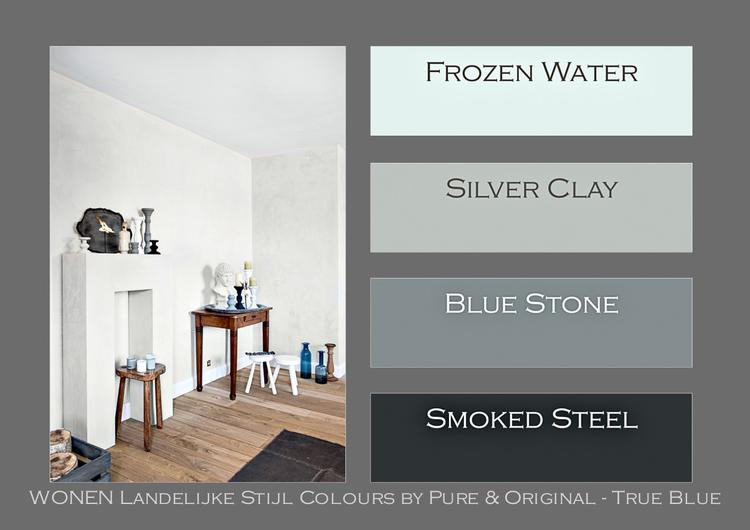 Welke kleuren passen bij elkaar woonkamer awesome welke for Kleuren huiskamer