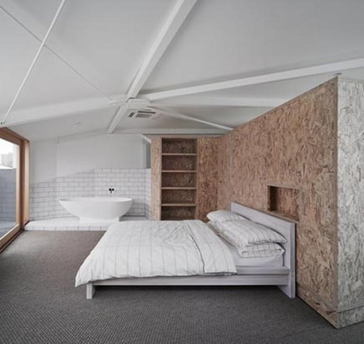 slaapkamer wandbekleding. . foto geplaatst door mnvd op welke.nl, Deco ideeën