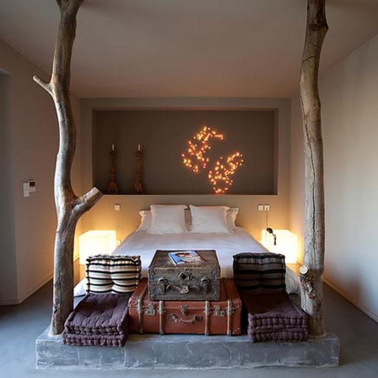Slaapkamer warm. . Foto geplaatst door MNVD op Welke.nl