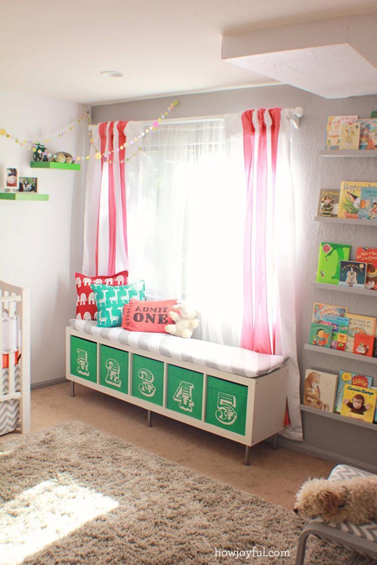 Leuke Kinderkast Van Een Ikea Expedit Kast Foto Geplaatst