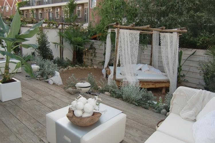 Tropische tuin ideeen