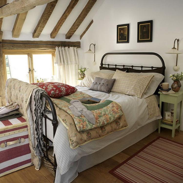 gezellige zolder slaapkamer. Foto geplaatst door Zaza op Welke.nl