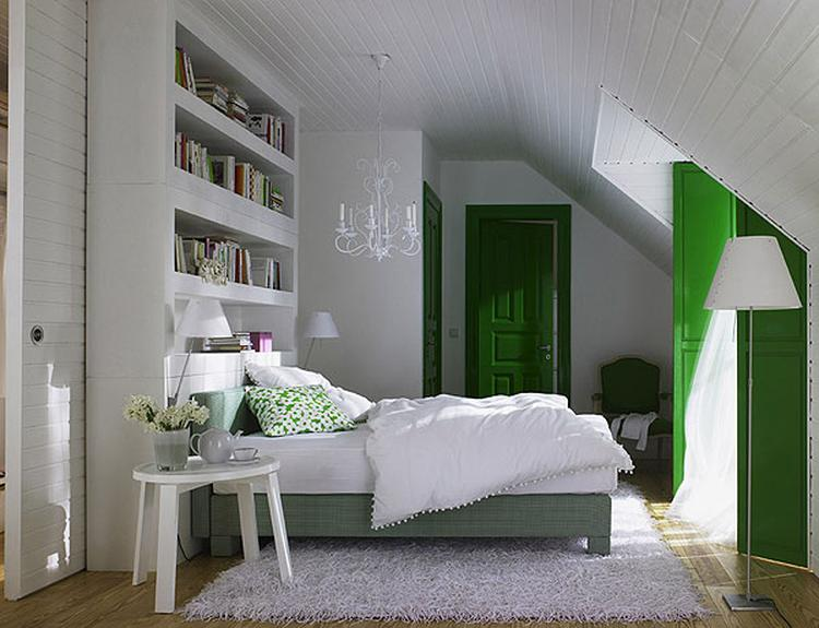 Inspiratie Slaapkamer Zolder : Inspiratie zolder slaapkamer