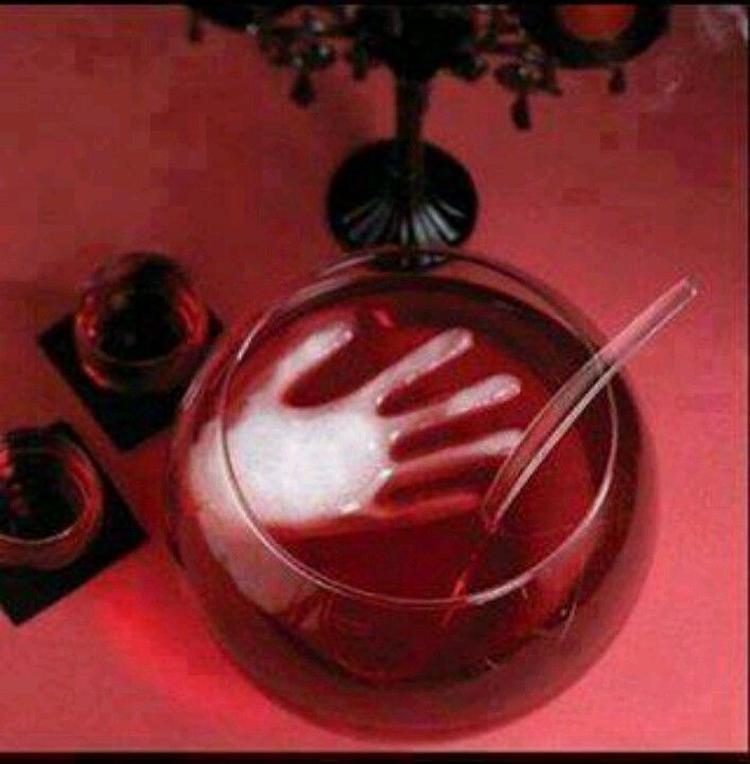 halloween drankjes maken
