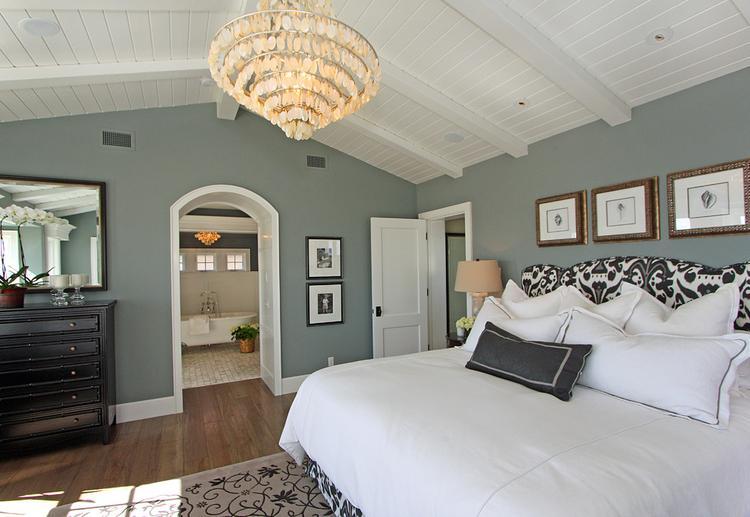 Mooie kleur slaapkamer. Foto geplaatst door kim_v1984 op Welke.nl