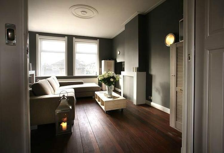 idee voor mooie woonkamer met schouw. Foto geplaatst door ...