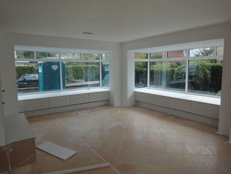Brede vensterbank - strak. Foto geplaatst door gdv op Welke.nl