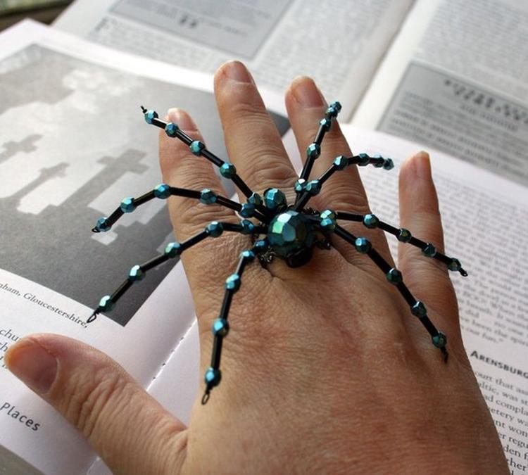 Halloween Spin Knutselen.Mooie Griezel Spin Foto Geplaatst Door Chrissiemo Op Welke Nl
