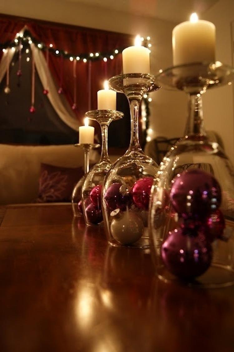 Leuk idee voor kaarsen op tafel . Foto geplaatst door suuuzann op ...
