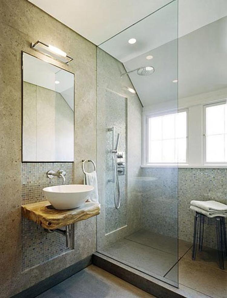 mooie natuurlijke badkamer. Foto geplaatst door Eilandbewoner op ...