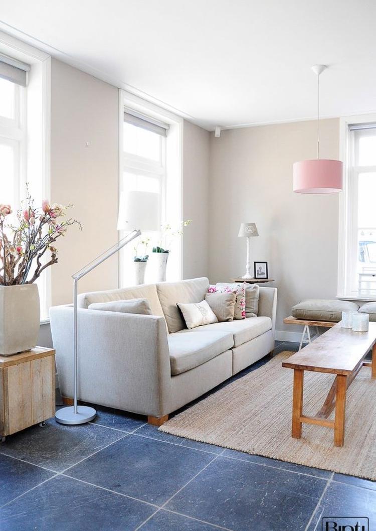 Kleuren Voor Huiskamer.Frisse Kleuren In Deze Woonkamer Foto Geplaatst Door