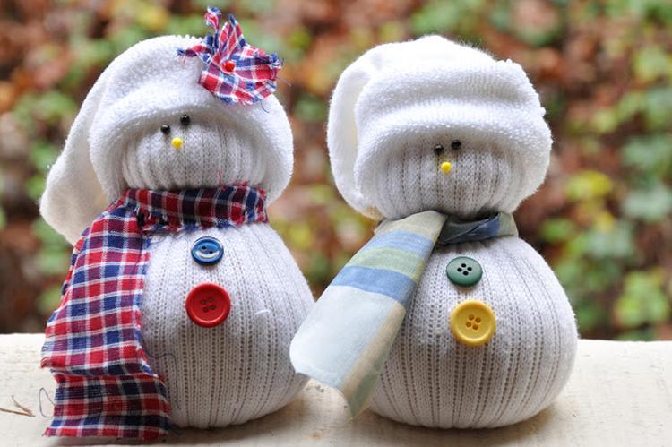 Sneeuwpoppen Van Tennissokken Foto Geplaatst Door Achpoes Op Welkenl