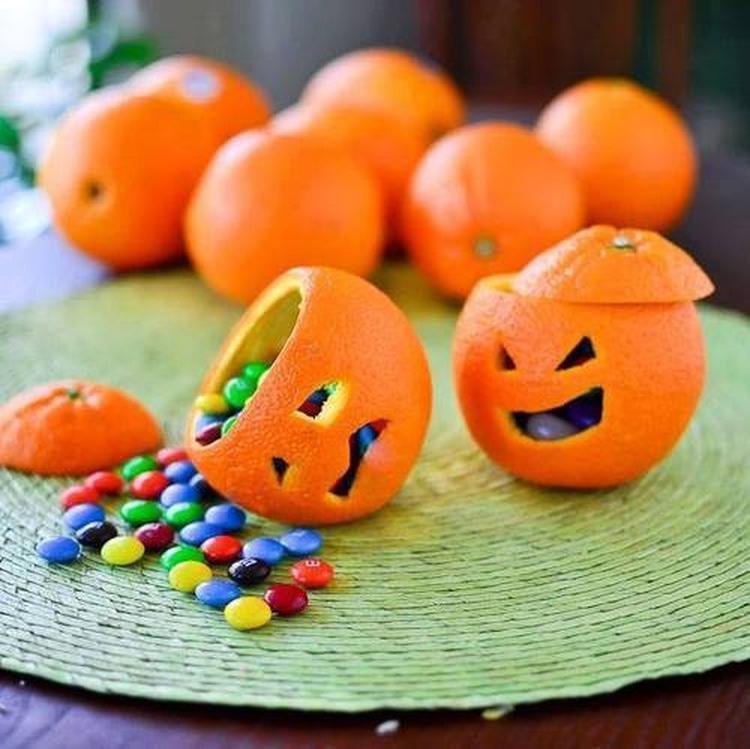 Leuke Halloween Traktaties.Leuke Traktatie En Versiering Voor Halloween Foto Geplaatst