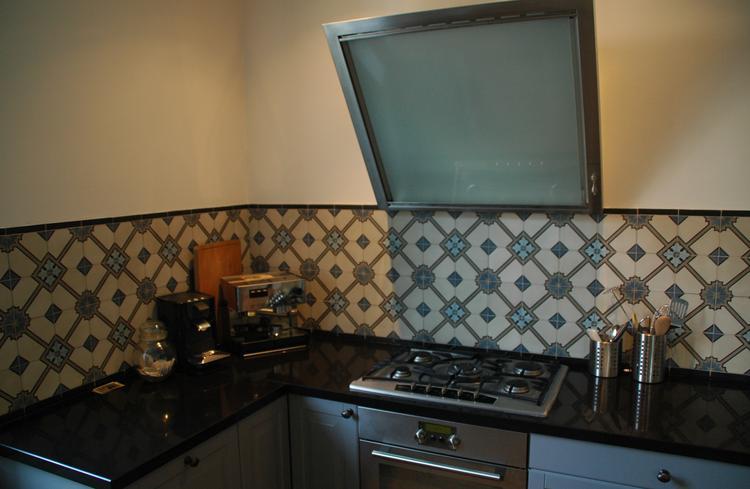Keuken Tegels Portugese : Tegels achterwand keuken. gaviss portugese tegels achterwand keuken