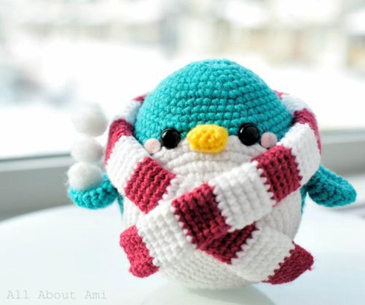 Pinguïn Haken Cute Foto Geplaatst Door Ilssvg Op Welkenl
