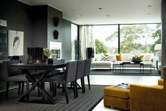 Warme Donkere Woonkamer : Woonkamer woonkamer vloer ideeen home design ideeën