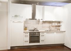 Keuken Kleine Ruimte : Goedkope keukens in kleine ruimte beste ideen over huis en interieur
