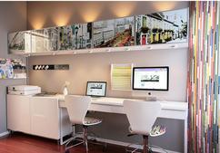 Computermeubel Bureau Ikea.Collectie Werkplek Verzameld Door Cpiree Op Welke Nl