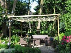 Schaduwdoeken voor terras en tuin tuin lifestyle shop alumbro