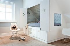 Kinderkamers Op Zolder : Interieur inspiratie kinderkamer op zolder interieur inspiratie