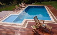 Totaalproject rond zwembad thomas tuinen