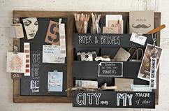 Schoolbordverf De Keuken : Met krijtbordverf in je keuken lijkt het alsof je altijd in een
