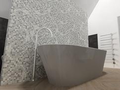 Mozaiek Steentjes Badkamer : Badkamer tegels amsterdam fotobeeld fotos aan mozaiek tegels in