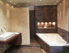 Ideeen Voor Badkamer : Badkamer inspiratie kleur eenvoudig originele ideeen