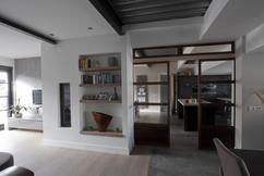 Awesome Tussendeuren Woonkamer Pictures - Interior Design Ideas ...