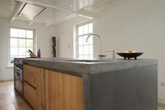 Hout En Beton : Badkamermeubel met wasbak beste stoere badmeubels van hout en