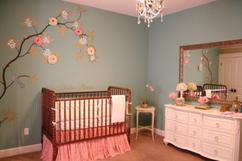 baby slaapkamer leuk