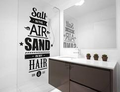 Collectie: Muurstickers badkamer, verzameld door DecoDog op Welke.nl