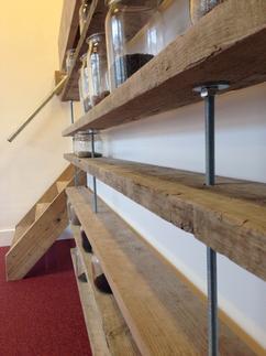 Boekenplank Van Steigerhout.De Leukste Ideeen Over Boekenplank Steigerhout Vind Je Op