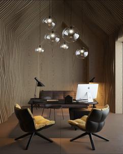 kantoor inspiratie design ontwerp inrichting