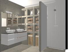 Strak Landelijke Badkamer : Modern strak de jong sanitair
