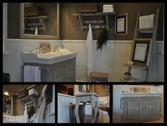 Lambrisering In Badkamer : Woonkamer ideen taupe classic badkamer woonkamer ideen muur