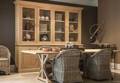 Inspiratie Sfeervolle Eetkamers : Sfeervolle vintage keuken interieur inrichting