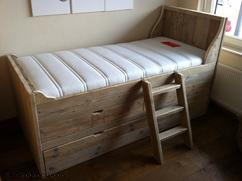 Inrichting slaapkamer tweeling jongens babykamer early dew