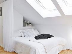 Slaapkamer Schuin Dak : Slaapkamer schuin dak nieuw badkamer slaapkamer onder het dak