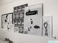 Muur Plank Voor Schilderijen.De Leukste Ideeen Over Ikea Ribba Vind Je Op Welke Nl