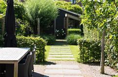 Gras In Tuin : Hoe leg ik een gazon aan de tuinen van appeltern